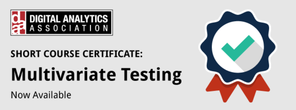 Short Course Certificate Program