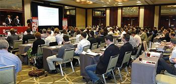 DAA Symposium full crowd