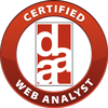 Certified Web Analyst