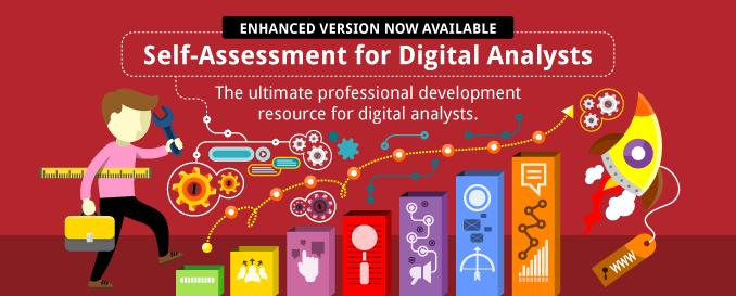 DAA Exclusive Member Benefit - Self Assessment for Digital Analysts
